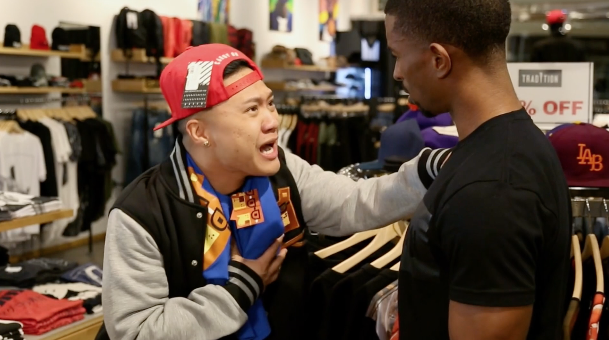 Kevin L. Walker and Timothy DeLaghetto in Retail