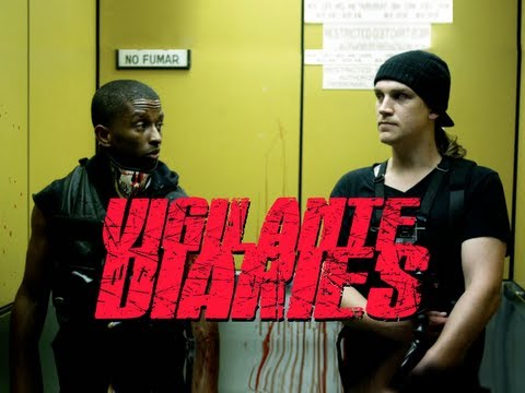 Kevin L Walker / Jason Mewes - Vigilante Diaries