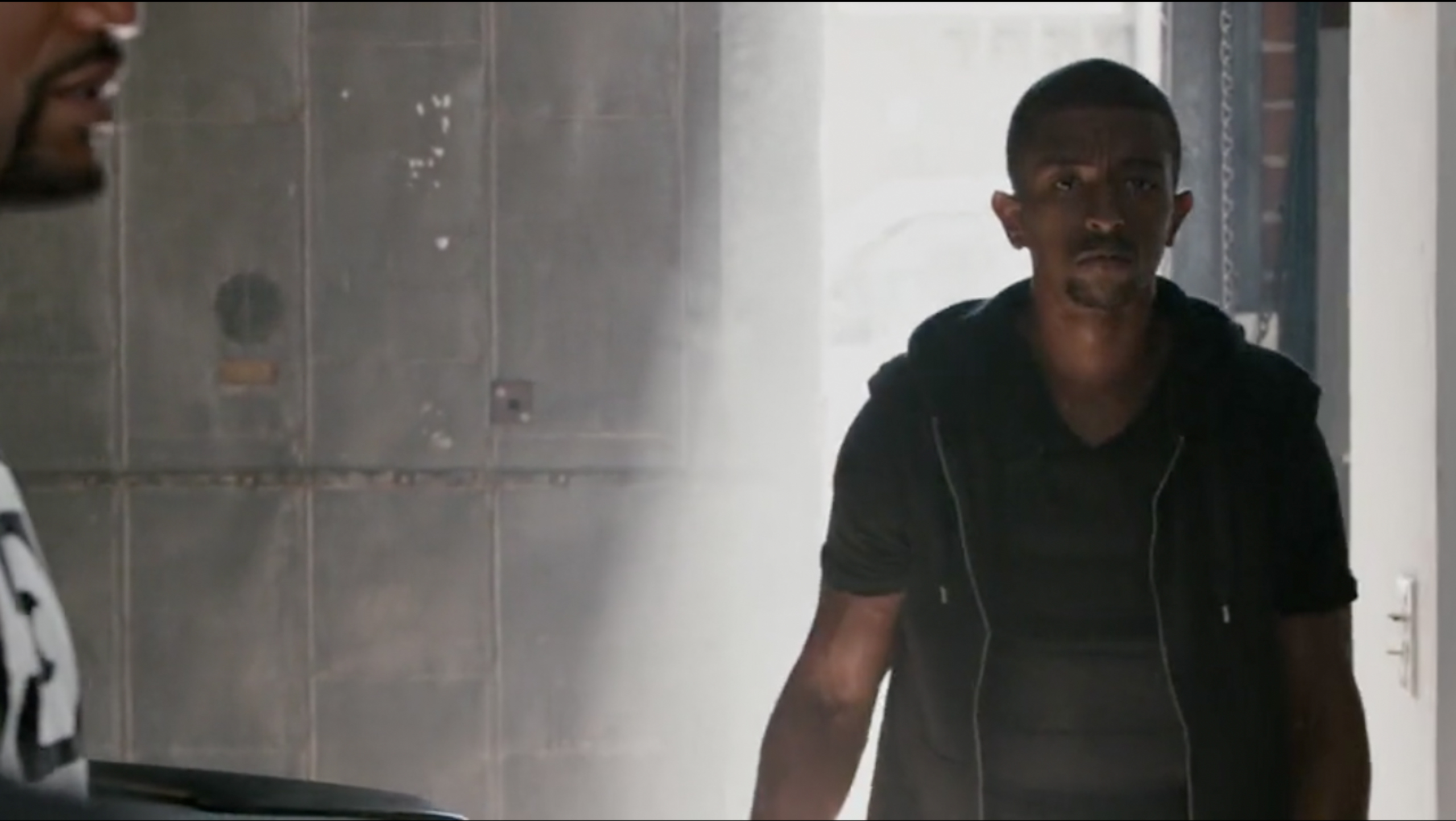 Kevin L. Walker/Rampage Jackson in Vigilante Diaries