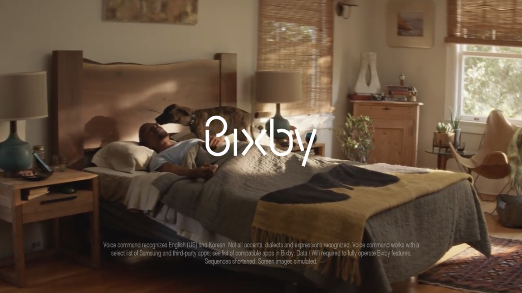 Kevin L. Walker - Samsung Bixby/Galaxy - Rise N Shine - National Commercial