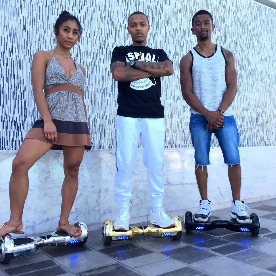 Kevin L. Walker - Retailoplis - Hoverboard - Bow Wow/Shad moss