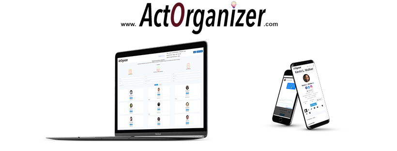 ActOrganizer Facebook Header