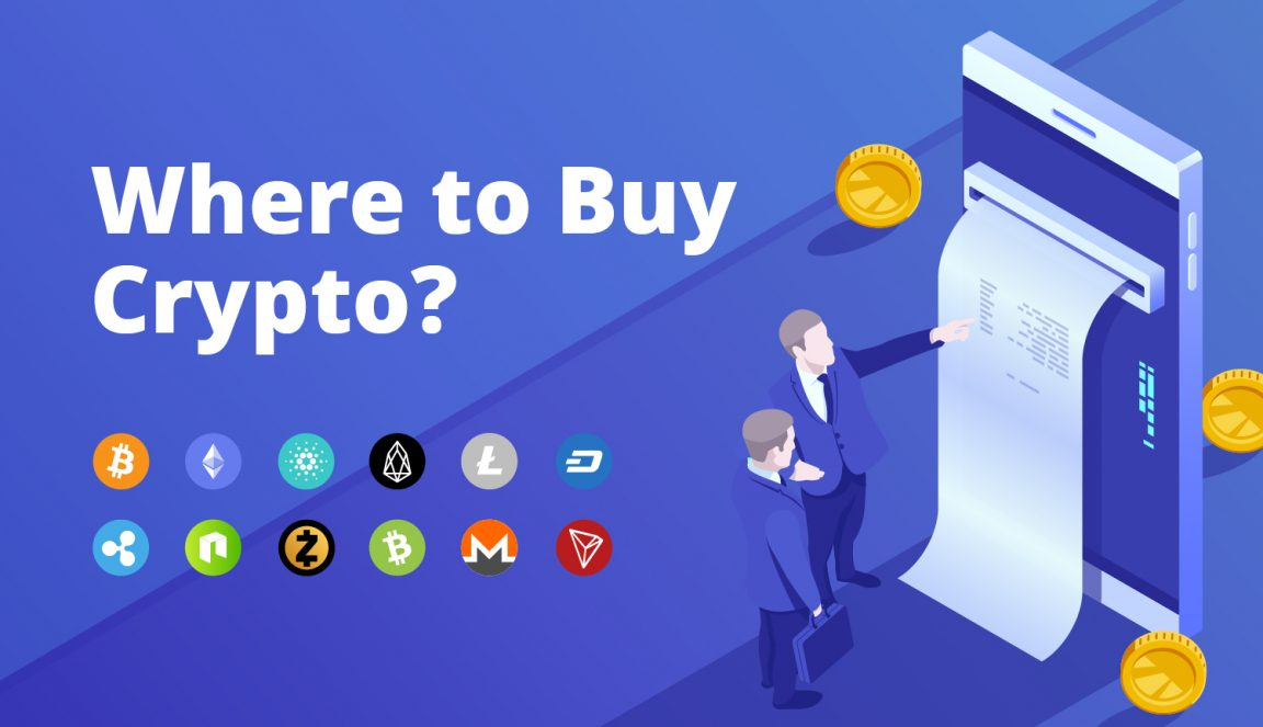where-to-buy-crypto like Bitcoin Cardano Ethereum XRP NEO Chainlink Tron and more