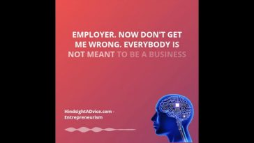 Hindsight Advice Podcasts: The Employee vs the Employer